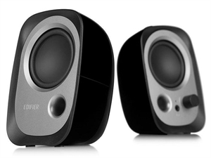 Edifier R12U Black 2.0 USB Powered Speakers