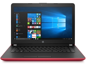 "HP 14-bs084TX 14"" FHD Intel Core i5 Laptop - Red"