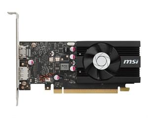 MSI GeForce GT1030 2GB GDDR5 Graphics Card