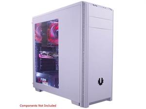 Bitfenix Nova ATX Mid Tower Window Case - White
