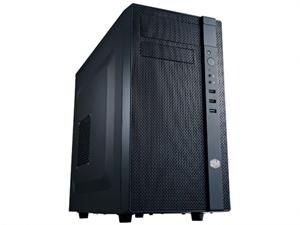 Cooler Master N200 Micro ATX Case - Black