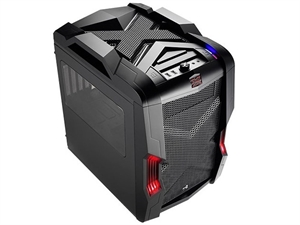 Aerocool Strike-X Cube Mini-Tower Case - Black