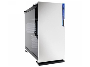 In Win 101 Tempered Glass Window Mid Tower ATX Case - White