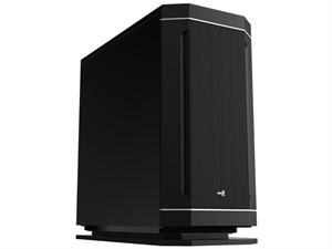 Aerocool DS230 Bitumen Mid Tower Case - Black