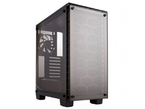 Corsair 460X Crystal Series Compact Tempered Glass Case