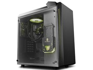 Deepcool Baronkase Liquid Cooling Mid-Tower Case - Black