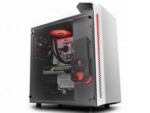 Deepcool Baronkase Liquid Cooling Mid-Tower Case - White