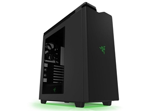 NZXT H440 Razer Edition W/Side Panel Window Mid Tower Case