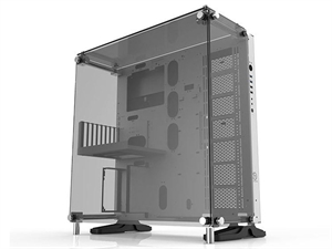 Thermaltake Core P5 Tempered Glass Snow Edition ATX Wall-Mount Chassis Case