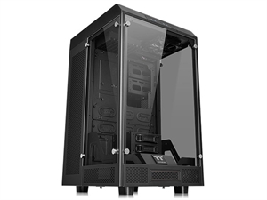 Thermaltake The Tower 900 E-ATX Vertical Super Tower Chasis - Black