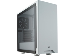Corsair Carbide 275R Tempered Glass Solid ATX Mid-Tower Case - White