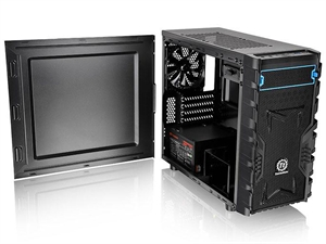 Thermaltake Versa H13 M-ATX Gaming Case with 450W Power Supply