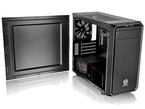 Thermaltake Versa H15 m-ATX Gaming Case with 450W Power Supply