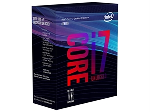 Intel Core i7 8700K 8th CPU
