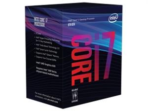 Intel Core i7 8700 8th CPU