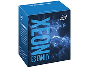Intel Xeon E3-1230 V5 4-Core 3.4GHz LGA 1151 Processor - BX80662E31230V5