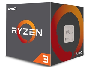AMD Ryzen 3 1300X Processor with Wraith Stealth Cooler