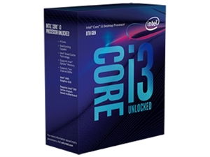 Intel Core i3 8350K 8th CPU