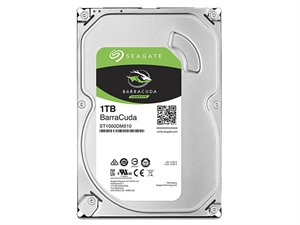 "Seagate Barracuda 1TB 3.5"" Internal Hard Drive - ST1000DM010"