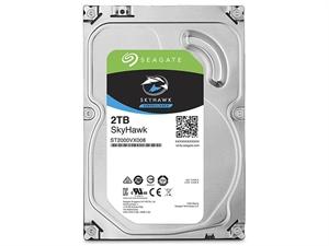 "Seagate SkyHawk 2TB 3.5"" Surveillance Hard Drive - ST2000VX008"