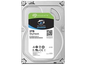 "Seagate Skyhawk 3TB 3.5"" Surveillance Hard Drive - ST3000VX010"