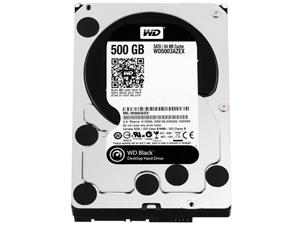 "Western Digital Black 500GB 3.5"" Internal Hard Drive - WD5003AZEX"