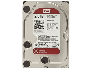 "Western Digital Red 2TB 3.5"" Internal Hard Drive - WD20EFRX"