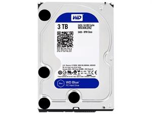 """Western Digital Caviar Blue 3TB 3.5"""" Internal Hard Drive - WD30EZRZ"""
