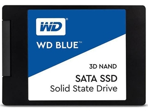 Western Digital WD Blue 500GB 3D NAND SSD
