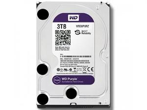 """Western Digital Purple 3TB 3.5"""" Internal Hard Drive - WD30PURZ"""
