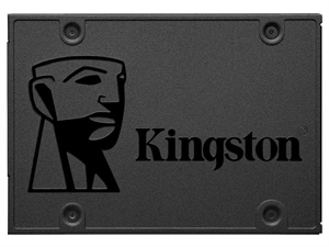 "Kingston A400 2.5"" 480GB SATA III TLC Internal SSD"