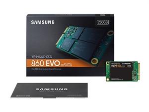 Samsung 860 EVO 250GB mSATA V-NAND SSD - MZ-M6E250BW