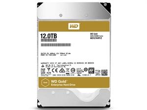 "Western Digital Gold 12TB 3.5"" Data Center Hard Drive - WD121KRYZ"