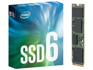 Intel 600P Series 512GB M.2 2280 PCIe 3.0 NVMe SSD