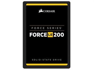 "Corsair Force Series LE200B 480GB 2.5"" SATA III TLC SSD"
