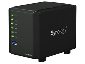 "Synology DS416slim Disk Station  2.5"" HDD 4-BAY NAS"