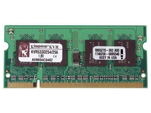 Kingston 256MB DDR2 533MHz CL4 SODIMM RAM