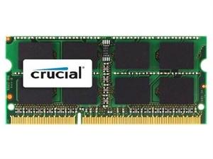 Crucial 4GB DDR3 1600Mhz 1.35V CL11 SODIMM RAM