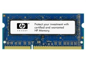 HP 4GB DDR3 1600MHz SODIMM RAM