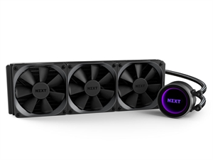 NZXT Kraken X72 360mm RGB Enclosed Liquid Cooling System