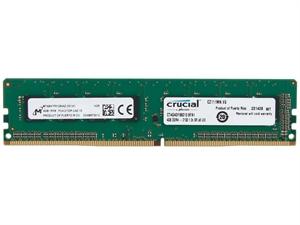 Crucial 4GB DDR4 PC12800 2133MHz CL15 Desktop RAM