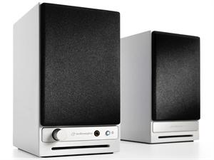 Audioengine HD3 Powered Desktop Speakers (Pair) - White