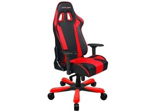 DXRacer KS06 Series Gaming Chair Neck/Lumbar Support - Black & Red