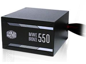 Cooler Master MWE Series 550W 80 Plus Bronze Power Supply