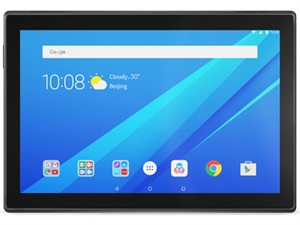 "Lenovo Tab 4 10"" HD Qualcomm CPU Tablet - Black"