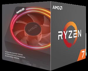 AMD Ryzen 7 2700X 8 Core Processor - YD270XBGAFBOX